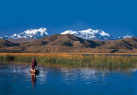 lac-titicaca-paysage - Photo
