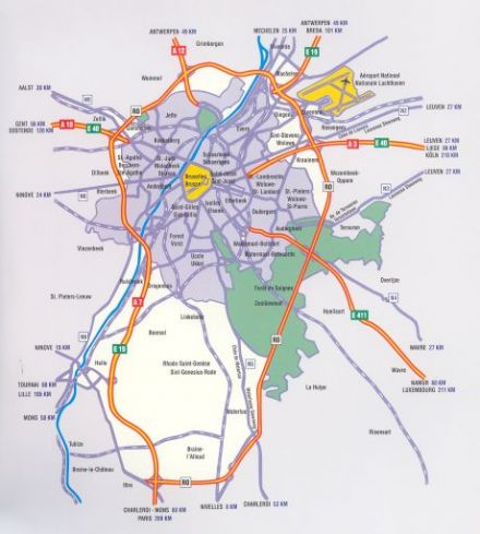Passeport pour la belgique transport for Piscine zaventem horaire