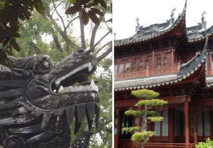 Shanghai prenez la direction de la perle d 39 orient sur for Le jardin yuyuan