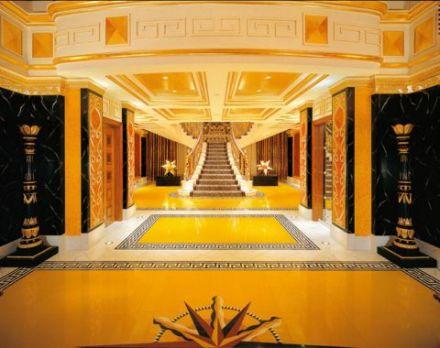 hôtel de luxe 7 etoiles