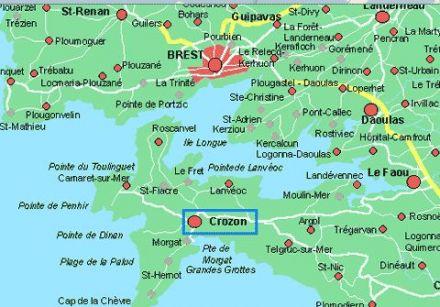 Presqu'ile de Giens Presqu'île de Crozon 1